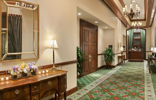 Tagungsraum Doubletree by Hilton Charleston -Historic Distric