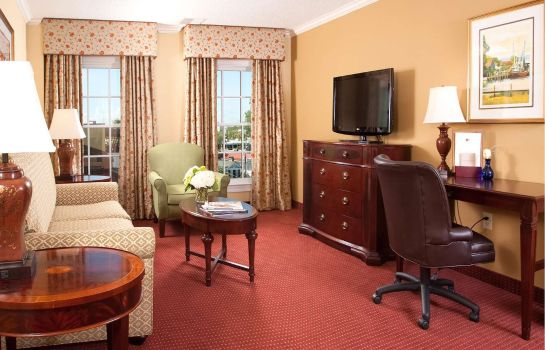 Chambre Doubletree by Hilton Charleston -Historic Distric