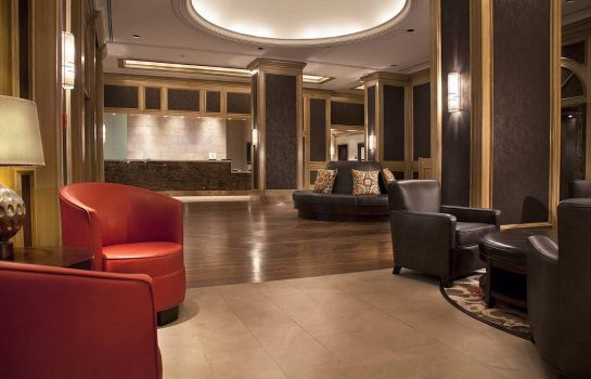 Hotelhalle DoubleTree Suites by Hilton Austin