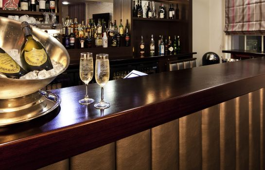 Bar hotelowy Mercure Nottingham City Centre George Hotel