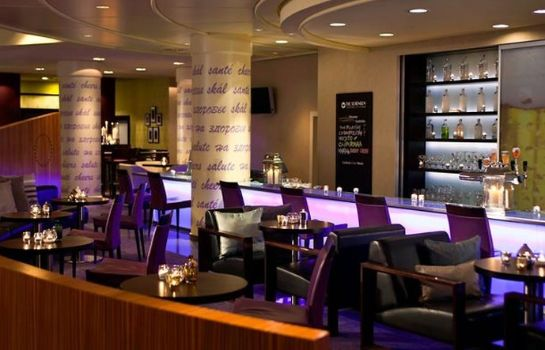 Hotel bar Marriott Executive Apartments Brussels European Quarter