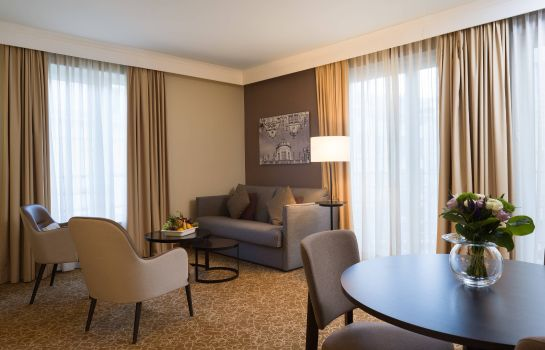 Zimmer Marriott Executive Apartments Brussels European Quarter