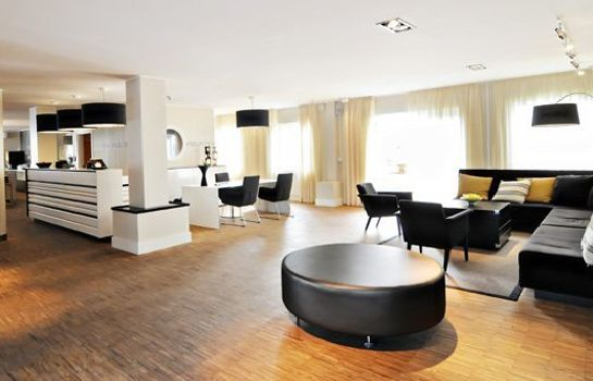 Hotelhalle Clarion Collection Hotel Fregatten