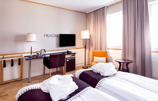 Zimmer Clarion Collection Hotel Fregatten