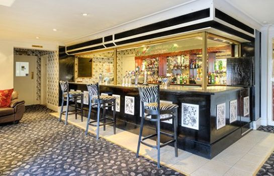 Hotelbar Flexistay Reading West Aparthotel