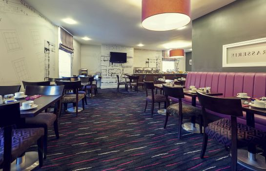 Restauracja Mercure Nottingham City Centre George Hotel