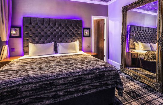 Suite Mercure Nottingham City Centre George Hotel