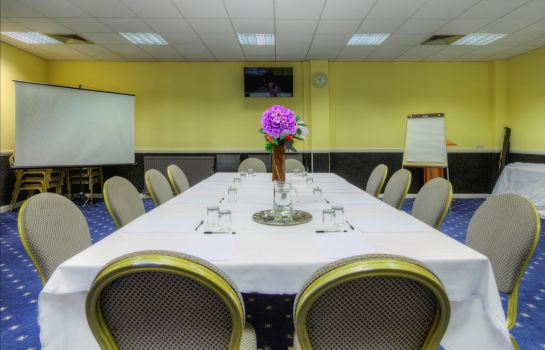 Meeting room Comfort Inn City Centre Birmingham