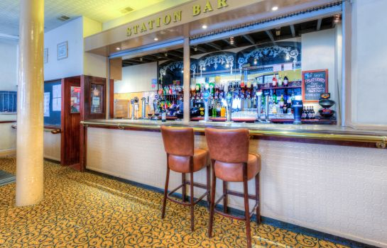 Hotel bar Comfort Inn City Centre Birmingham
