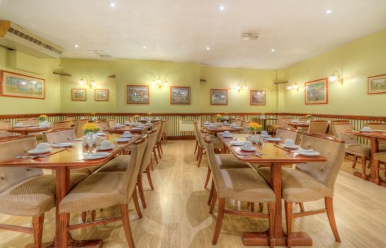 Restaurant Comfort Inn City Centre Birmingham