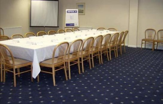 Conference room Comfort Inn City Centre Birmingham