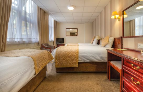 Triple room Comfort Inn City Centre Birmingham