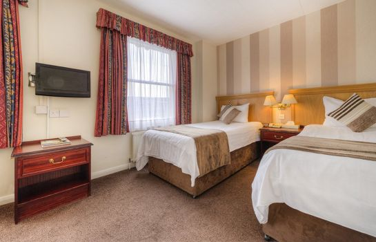 Room Comfort Inn City Centre Birmingham