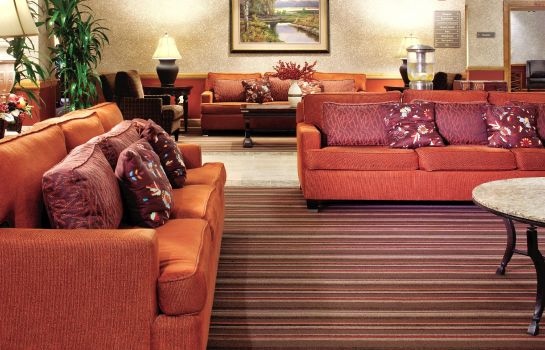 Hotelhalle DoubleTree by Hilton Dallas - Farmers Branch