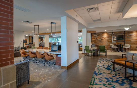 Hotelhalle DoubleTree by Hilton Dallas-Farmers Branch TX