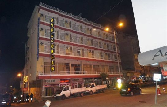 Exterior view Orhan Hotel