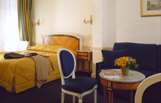 Junior Suite de Suede Saint Germain