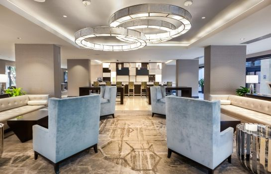 Hotel-Bar DoubleTree by Hilton Hotel - Suites Houston by the Galleria