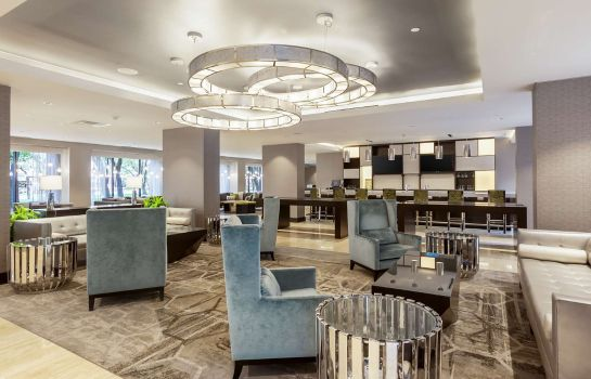 Hotelbar DoubleTree Suites by Hilton Houston by