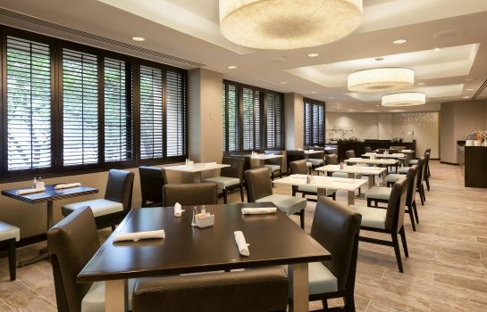 Restaurant DoubleTree by Hilton Hotel - Suites Houston by the Galleria