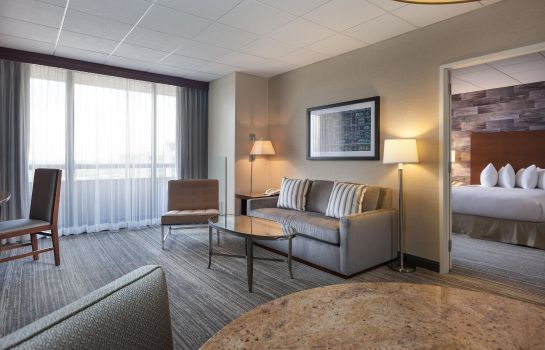 Suite DoubleTree by Hilton Hotel - Suites Houston by the Galleria