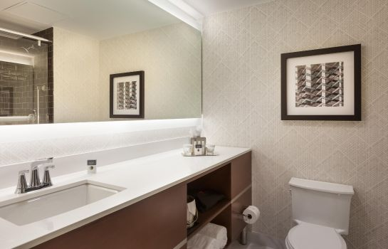 Zimmer DoubleTree by Hilton Hotel - Suites Houston by the Galleria