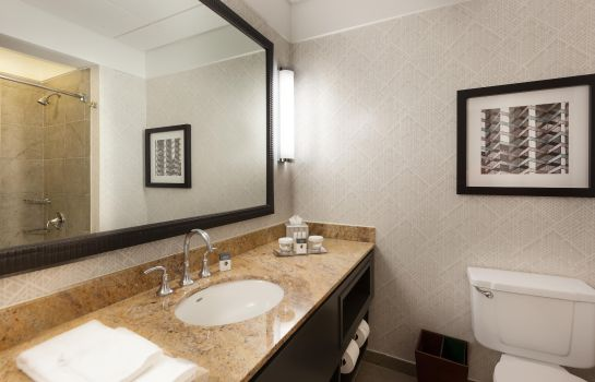 Kamers DoubleTree Suites by Hilton Houston by