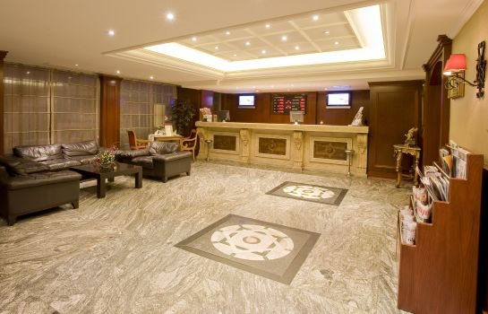Reception Green Park Taksim