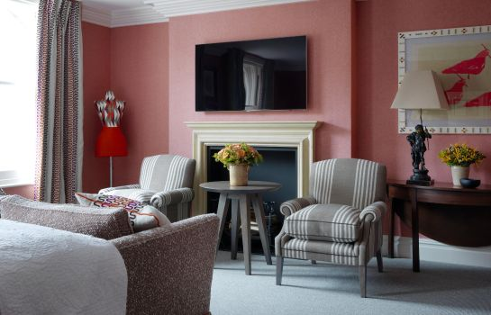 Suite Charlotte Street Hotel