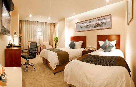 Chambre double (standard) International Zhenjiang