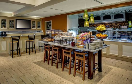 Hotel bar Hilton Garden Inn Danbury