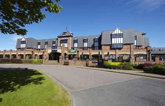 Exterior view Village Hotel Blackpool