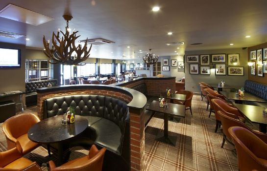 Hotel bar Village Hotel Blackpool