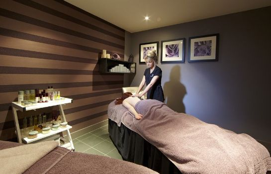 Massage room Village Hotel Blackpool