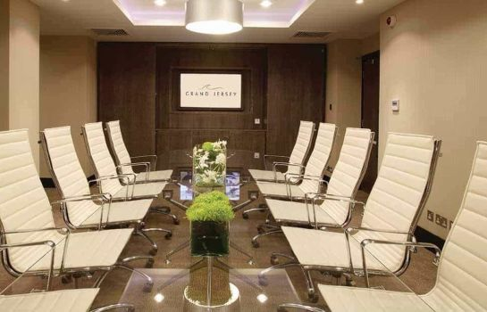Conference room Grand Jersey Hotel & Spa