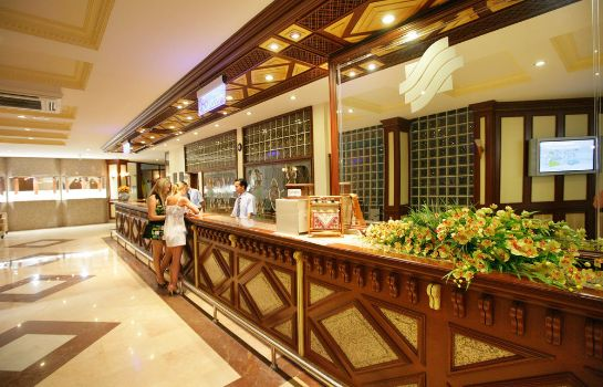 Reception Saphir Hotel - All Inclusive