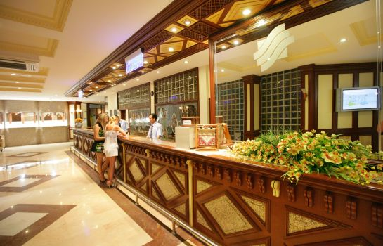 Empfang Saphir Hotel - All Inclusive