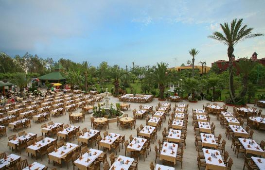 Restaurant Saphir Hotel - All Inclusive