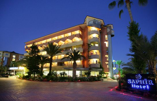 Info Saphir Hotel - All Inclusive
