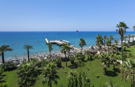 Umgebung Saphir Hotel - All Inclusive