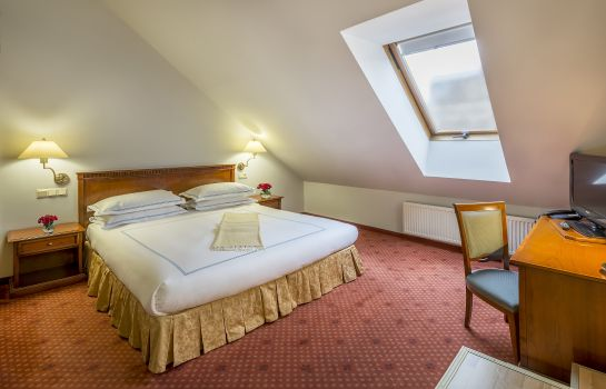 Chambre individuelle (confort) Grotthuss Boutique-Hotel