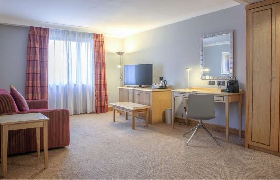 Zimmer DoubleTree by Hilton Swindon