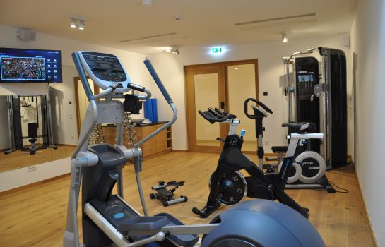 Sports facilities Frauenschuh Hotel Garni