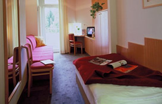Chambre Hotel St. Virgil