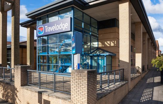 Außenansicht TRAVELODGE MILTON KEYNES CENTRAL