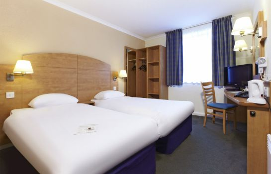 Chambre individuelle (standard) Campanile - Milton Keynes - Fenny Stratford