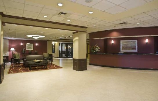 Hall DoubleTree by Hilton Hotel Wilmington