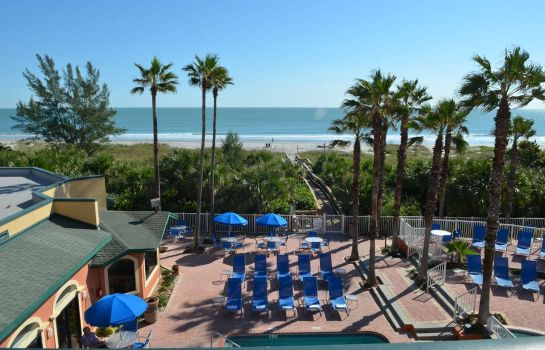 Exterior view DoubleTree by Hilton Cocoa Beach Oceanfront