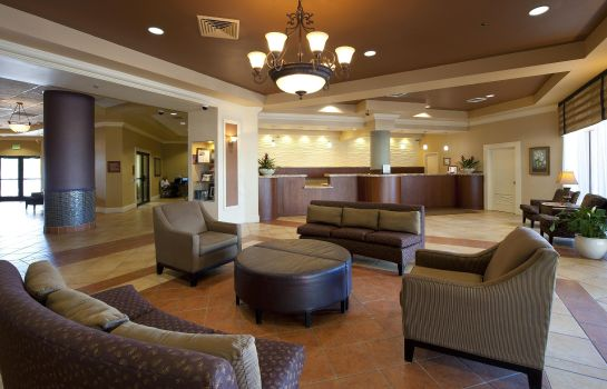 Lobby DoubleTree by Hilton Cocoa Beach Oceanfront