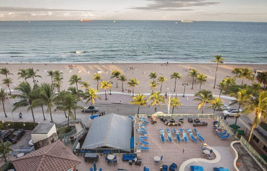 Zimmer Courtyard Fort Lauderdale Beach